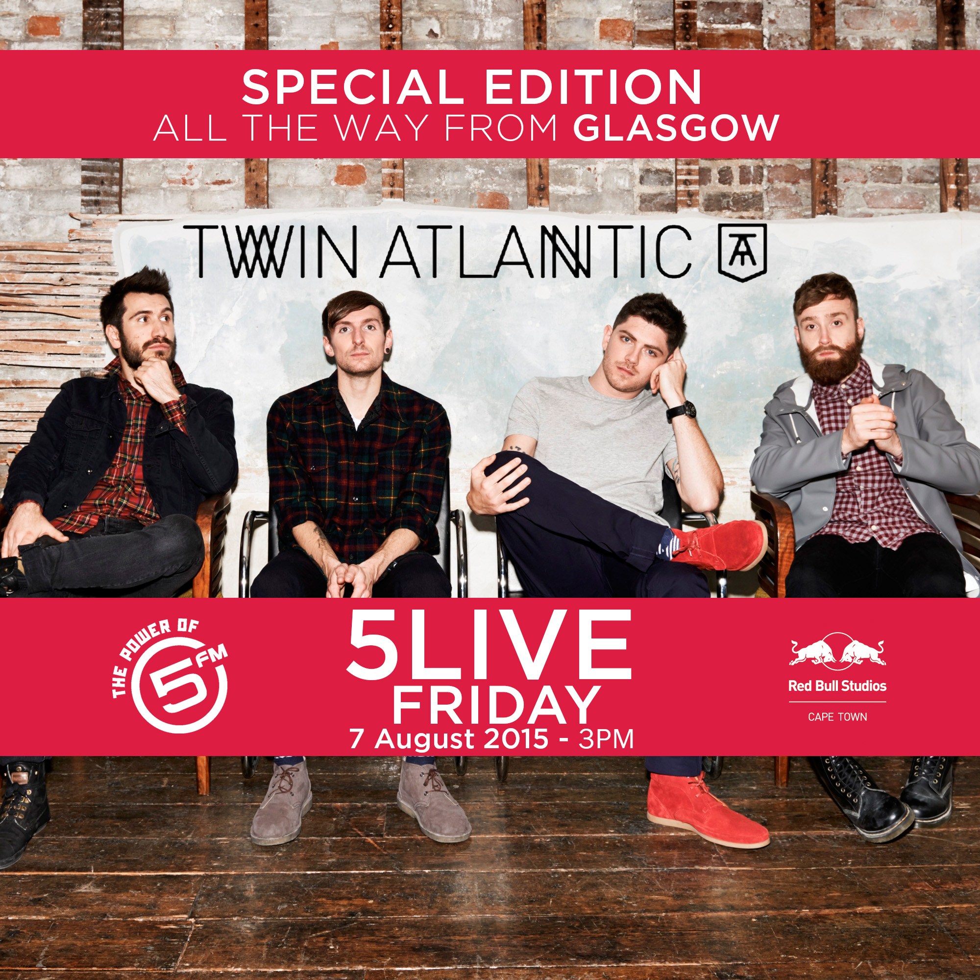 5FM Live Stream - Listen Online - South Africa